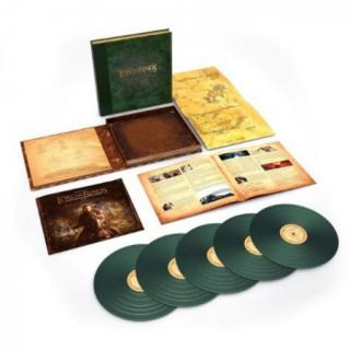 OST / Soundtrack - Lord Of The Rings:The Return Of The King -The Complete Recordings ( Howard Shore )  LP