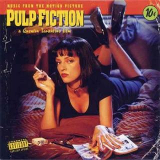 OST / Soundtrack : Pulp Fiction  LP