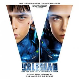 OST / Soundtrack : Valerian And The City Of A Thousand Planets 2LP