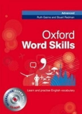 Oxford Word Skills Advanced: Student´s Pack - Gairns R., Redman S.