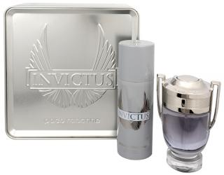 Paco Rabanne Invictus - EDT 100 ml   deodorant ve spreji 150 ml