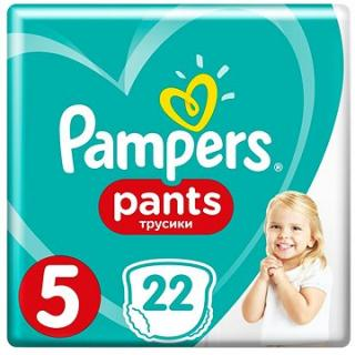 PAMPERS Pants Carry Pack Junior vel. 5 (22 ks) (4015400672685)