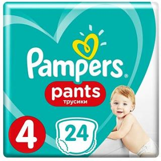 PAMPERS Pants Carry Pack Maxi vel. 4 (24 ks) (4015400672647)