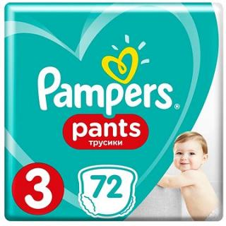 PAMPERS Pants Midi vel. 3