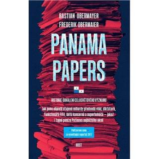 Panama Papers (978-80-7577-142-1)