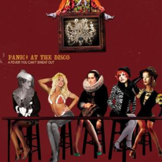 Panic! At The Disco : A Fever You Cant Sweat Out LP