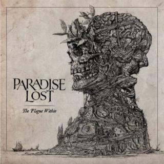 Paradise Lost : The Plague Within CD
