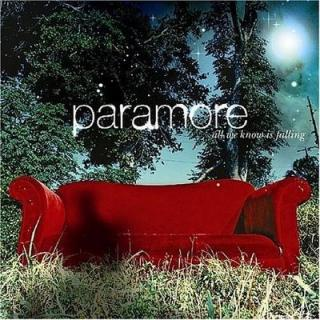 Paramore : All We Know Is Falling CD