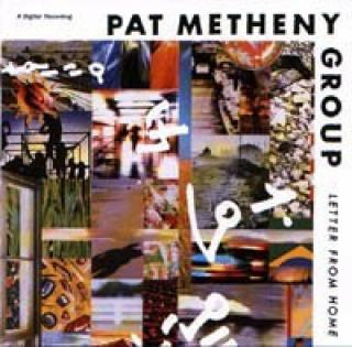 Pat Metheny Group : Letter From Home CD