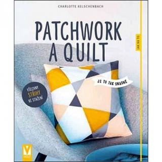 Patchwork a quilting (978-80-7541-067-2)