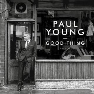 Paul Young : Good Thing LP