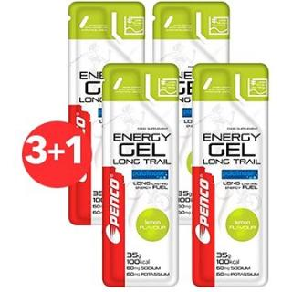 Penco Energy gel LONG TRAIL, 35g, citron, 3 1 zdarma