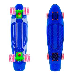 Penny board WORKER Transpy 400 22