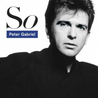 Peter Gabriel : So LP