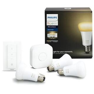 Philips Hue White Ambiance 9.5W A60 Starter kit  (929001200161)
