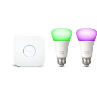 Philips Hue White and Color Ambiance 2pack starter kit (929001257307)
