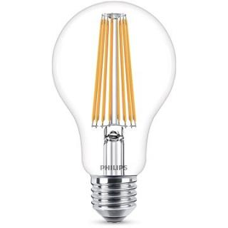 Philips LED Classic Filament 11-100W, E27, čirá, 4000K (929001384501)