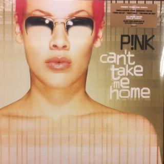 Pink : Cant Take Me Home / coloured Vinyl LP