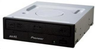 PIONEER  interní mechanika BR-DVD-RW Rewriter Black BULK (BDR-209DBK), 69052