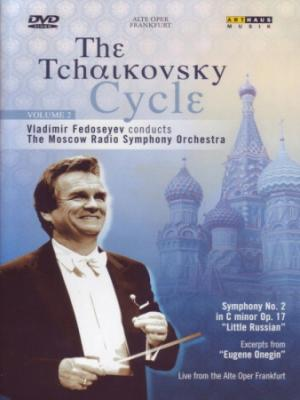 P.I.Tchaikovsky : The Tchaikovsky Cycle Volume II