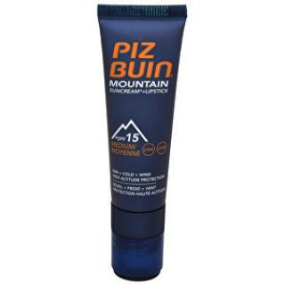 Piz Buin Sun Moutain Cream SPF50  20 ml   Lipstick 2,3 ml