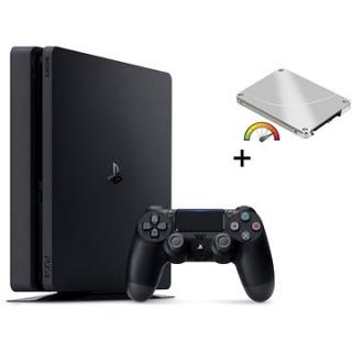 PlayStation 4 Slim 480GB SSD   500GB HDD externí (PS719407775)
