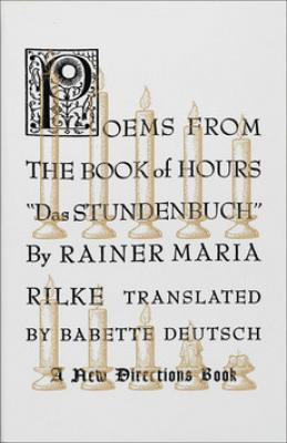 Poems from the Book of Hours - Rilke Rainer Maria