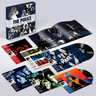 Police : Every Move You Make / The Studio Recordings  LP