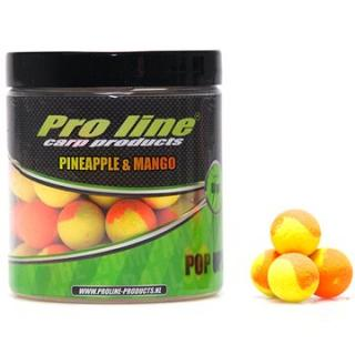 Pro Line Fluor Pop-Ups Pineapple & Mango 15mm 80g  (8718627249659)