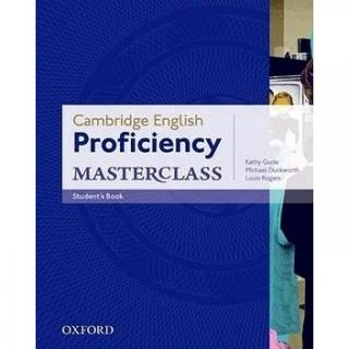 Proficiency Masterclass Third Edition Student´s Book (9780194502863)