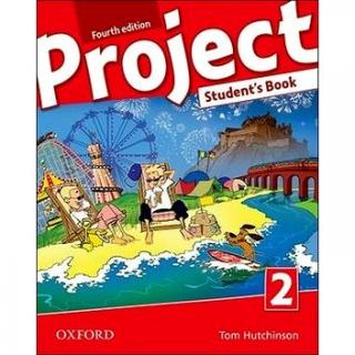 Project 2 Student´s Book: Fourth Edition