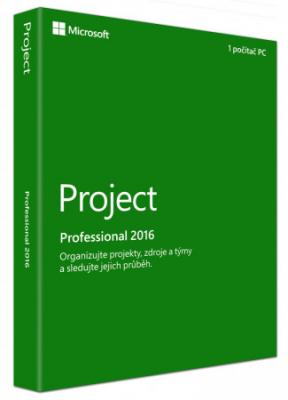 Project 2016 Professional SK, H30-05464