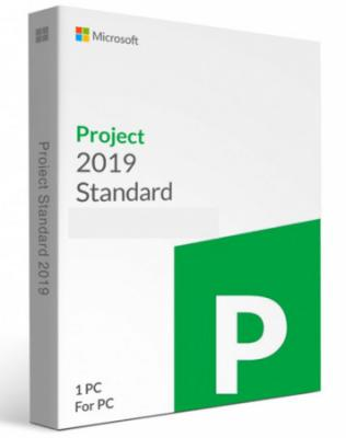 Project Standard 2019 SK, 076-05808