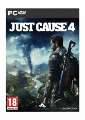 PS4 - Just Cause 4, 5021290082052