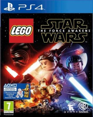 PS4 -  Lego Star Wars: The Force Awakens, 5051892199056