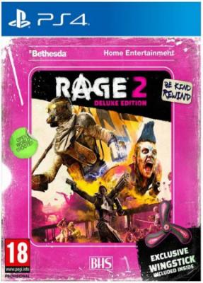 PS4 - Rage 2 Wingstick Deluxe Edition, 5055856424185