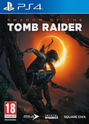 PS4 - Shadow of Tomb Raider