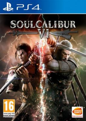 PS4 - Soul Calibur 6
