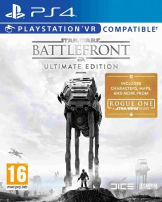 PS4 Star Wars Battlefront Ultimate Edition,