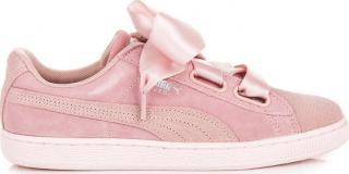 PUMA SUEDE HEART PEBBLE WN`S  (36521001) velikost: 37