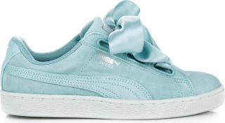 PUMA SUEDE HEART PEBBLE WN`S  (36521003) velikost: 36