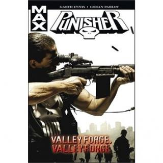 Punisher Max 10 Valley Forge, Valley Forge (978-80-7507-667-0)