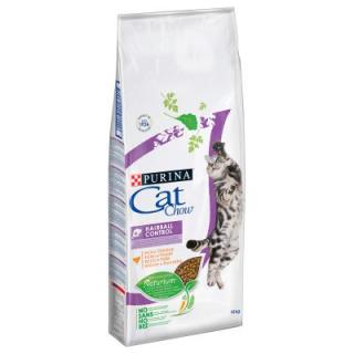 Purina Cat Chow Adult Special Care Hairball Control - Výhodné balení 2 x 15 kg