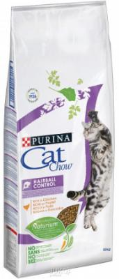 Purina Cat chow HAIRBALL 15kg-2604-OBJ