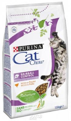 Purina Cat chow HAIRBALL 1,5kg-5918