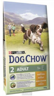 Purina Dog Chow ADULT chicken 14kg-372