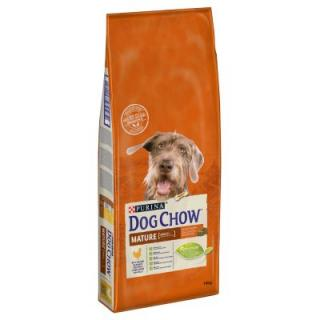 Purina Dog Chow Mature Adult Chicken - 2 x 14 kg