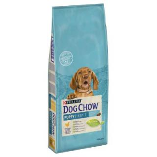 Purina Dog Chow Puppy Chicken - 2 x 14 kg