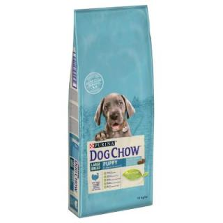 Purina Dog Chow Puppy Large breed Turkey - 2 x 14 kg