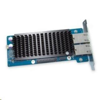 QNAP™Dual-port 10Gbase-T network expansion card